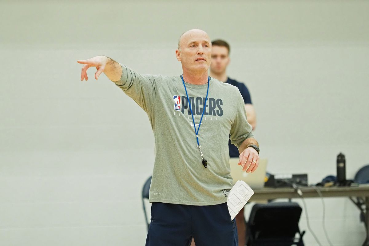 Indiana Pacers All Access Practice