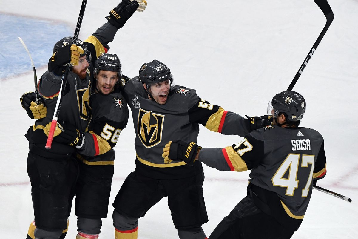 11e382590 2017-18 Player Review: Grading the Golden Knights who will not ...