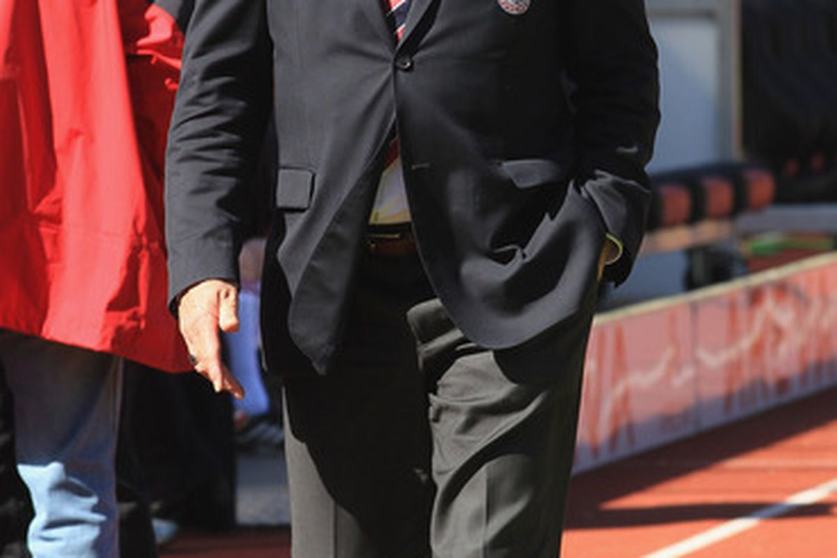 Another day, another out of work former Ajax boss linked with Fulham