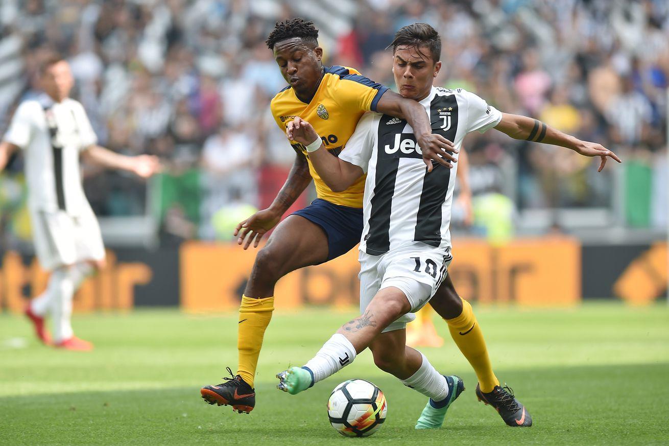 Round 4: Juventus vs. Hellas Verona match preview