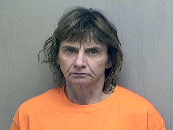 Nina Allen | Zion police arrest photo