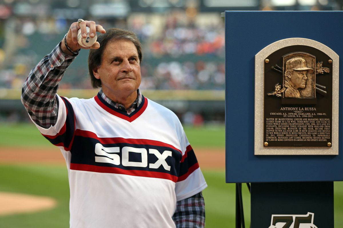 Tony La Russa — 76-year-old Hall of Famer — named White Sox manager