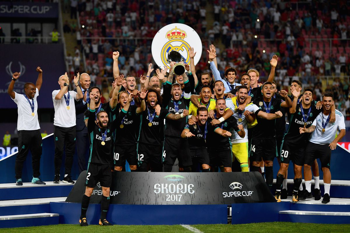 07c499db58c Real Madrid vs Manchester United