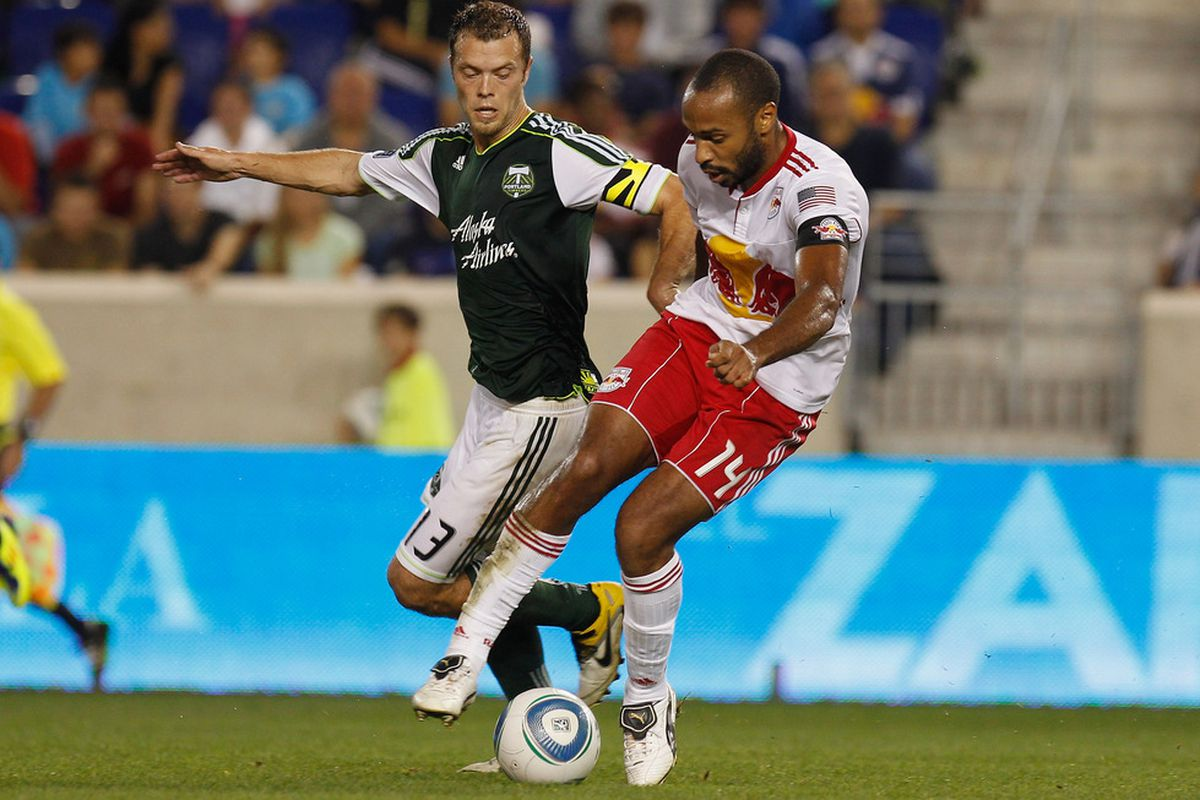 Jack Jewsbury is the key player for the Portland Timbers, but the real key for D.C. United tonight is to start fast and to be the team that makes the fewest mistakes defensively.