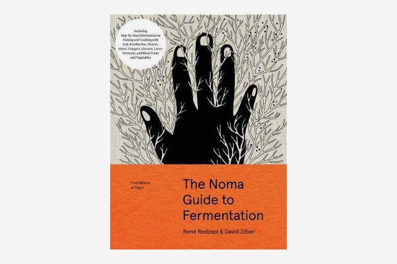 A book titled The Noma Guide to Fermentation