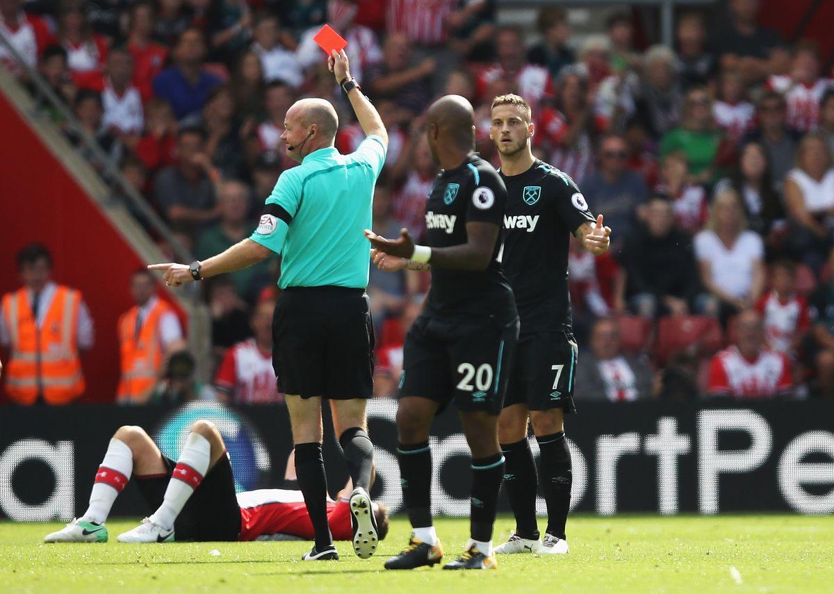 Southampton v West Ham United - Premier League