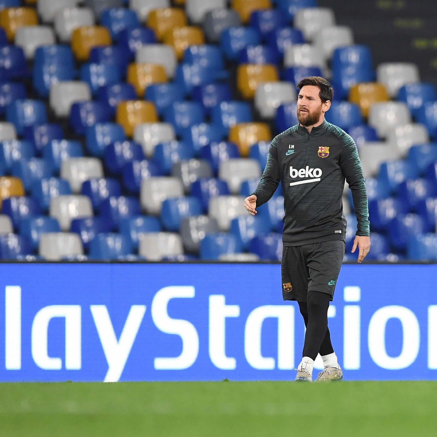 Napoli Vs Barcelona Champions League Team News Preview Lineups Score Prediction Barca Blaugranes