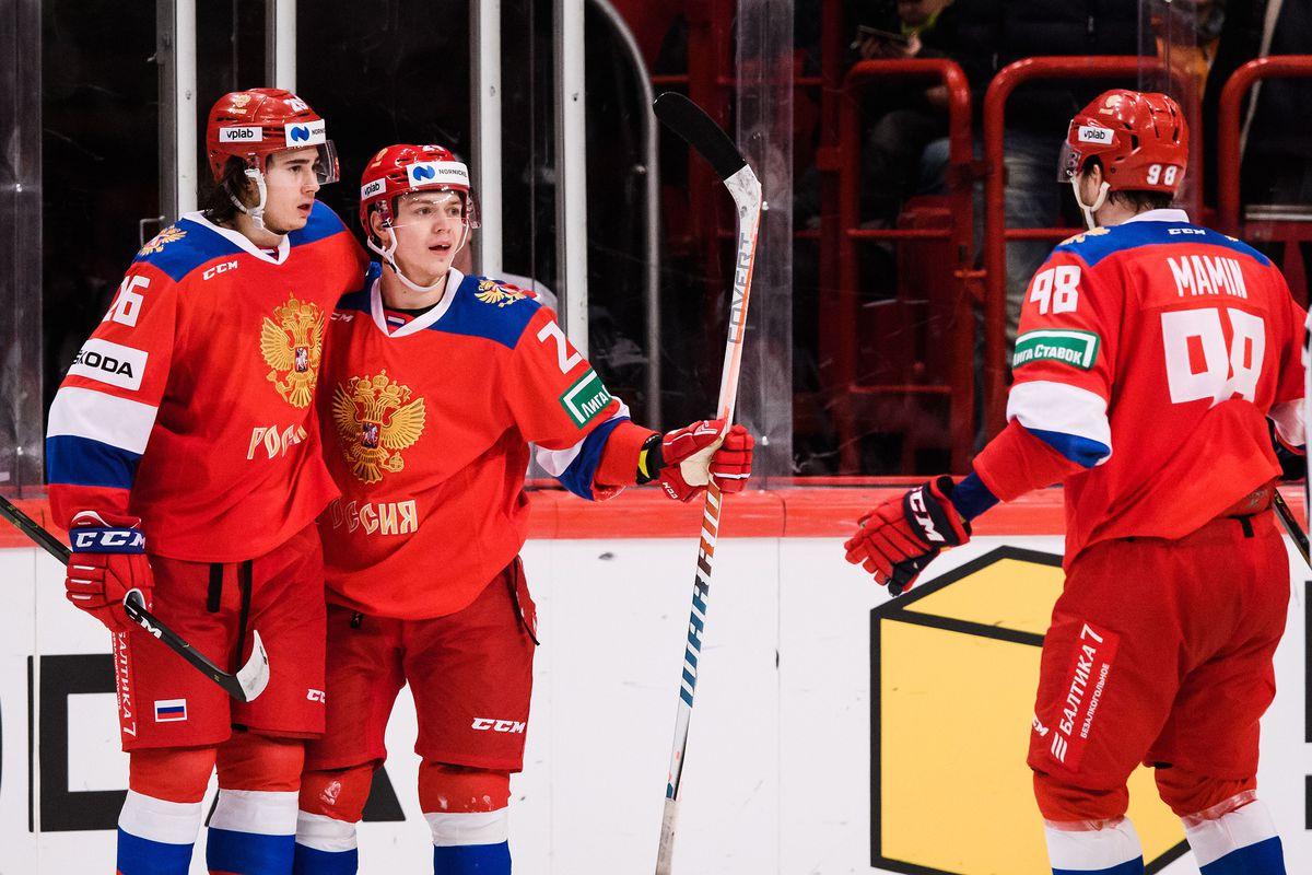 IHOCKEY-GAMES-SWE-RUS