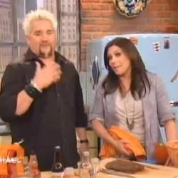 """<a href=""""http://eater.com/archives/2011/05/11/guy-fieri-and-rachael-ray-annouce-their-celebrity-smackdown-show.php"""" rel=""""nofollow"""">Guy Fieri and Rachael Ray Announce Their New Show</a><br />"""