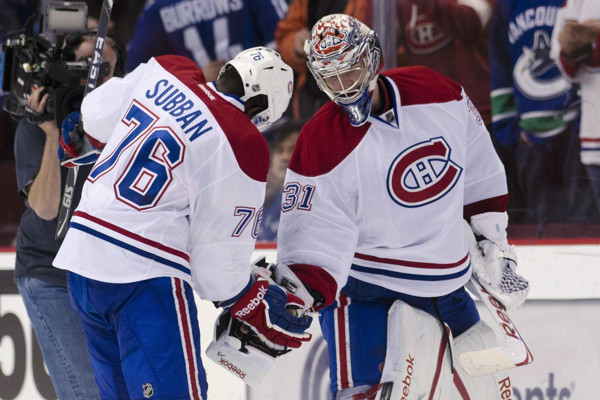 Damien Cox thinks the Canadiens could trade Carey Price   P.K. Subban for  Connor McDavid a6023b5c8