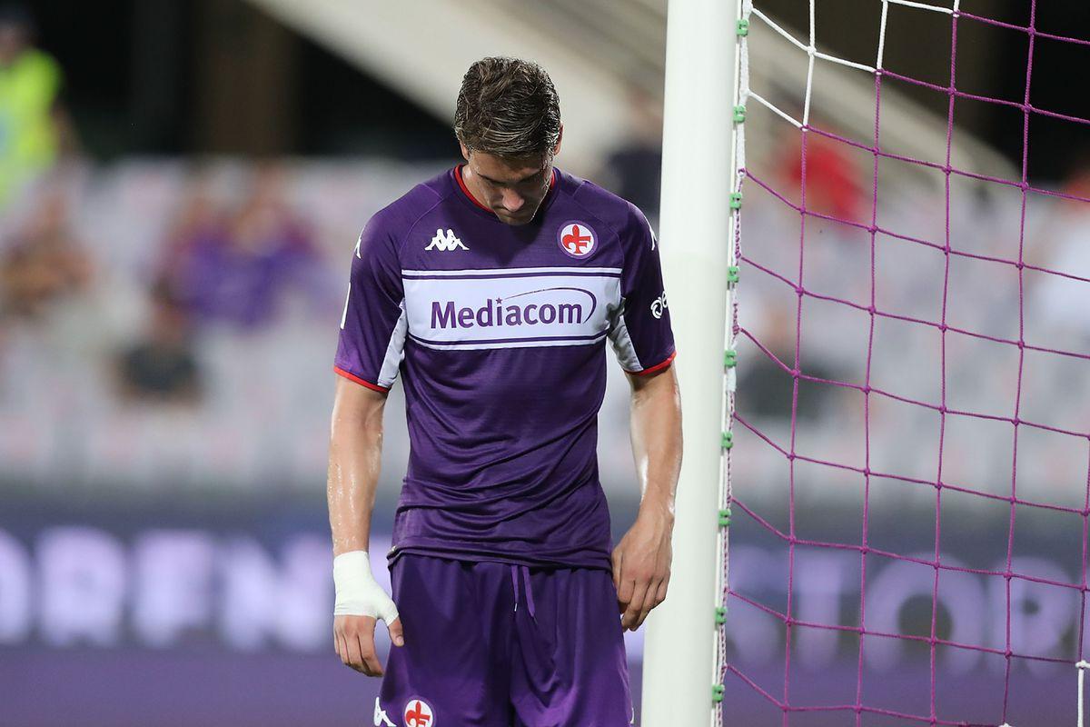 Fiorentina v Cosenza - Coppa Italua
