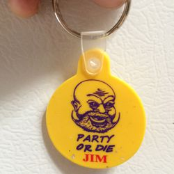 His real name is Jim