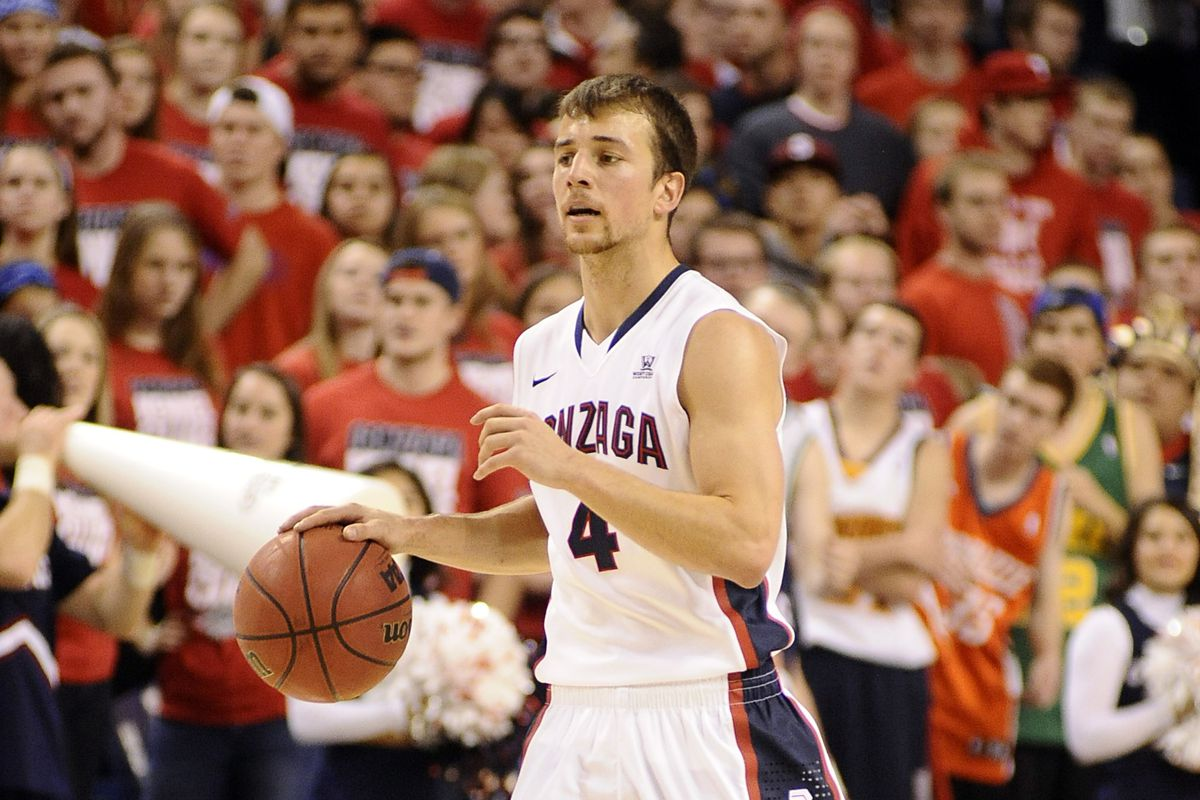 Kevin Pangos: Giver of nightmares.