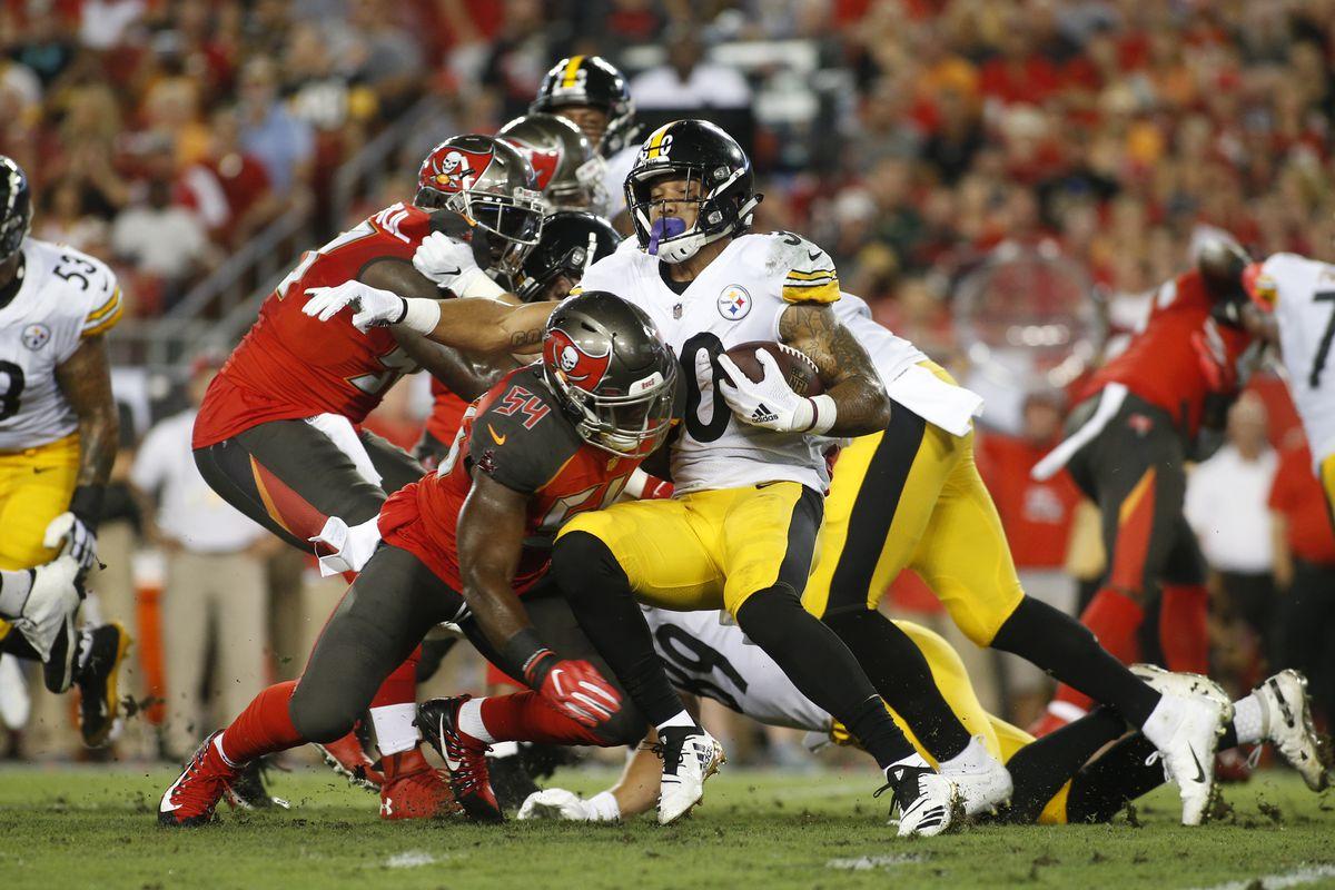 Pittsburgh Steelers v Tampa Bay Buccaneers