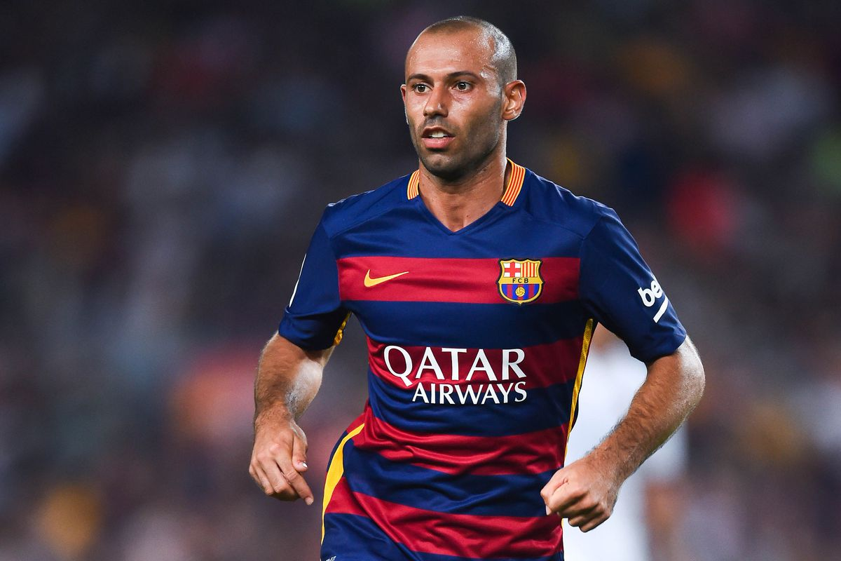 "Javier Mascherano on Juventus rumors ""My mitment to Barcelona"