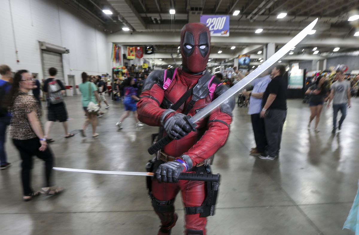 Who do fan conventions say about fan culture? - Deseret News