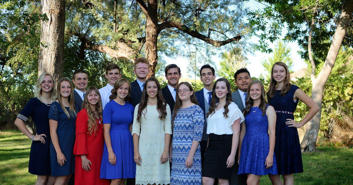 Utah's 2020 Sterling Scholar candidates: Central region