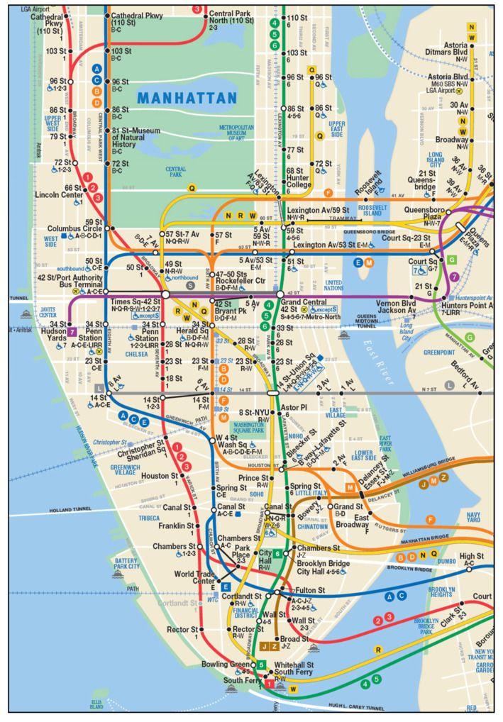 MTAmap