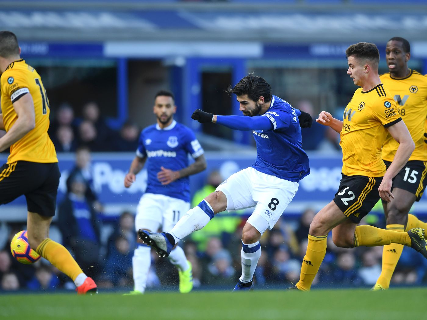 Everton vs Wolves: Live Blog & Highlights | Blues outclassed 3-1 - Royal Blue Mersey