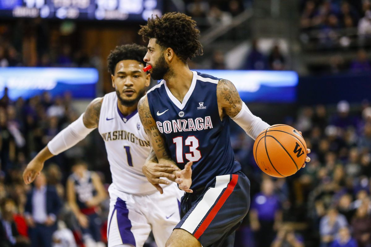 gonzaga vs. washington: time, tv schedule, and how to stream online