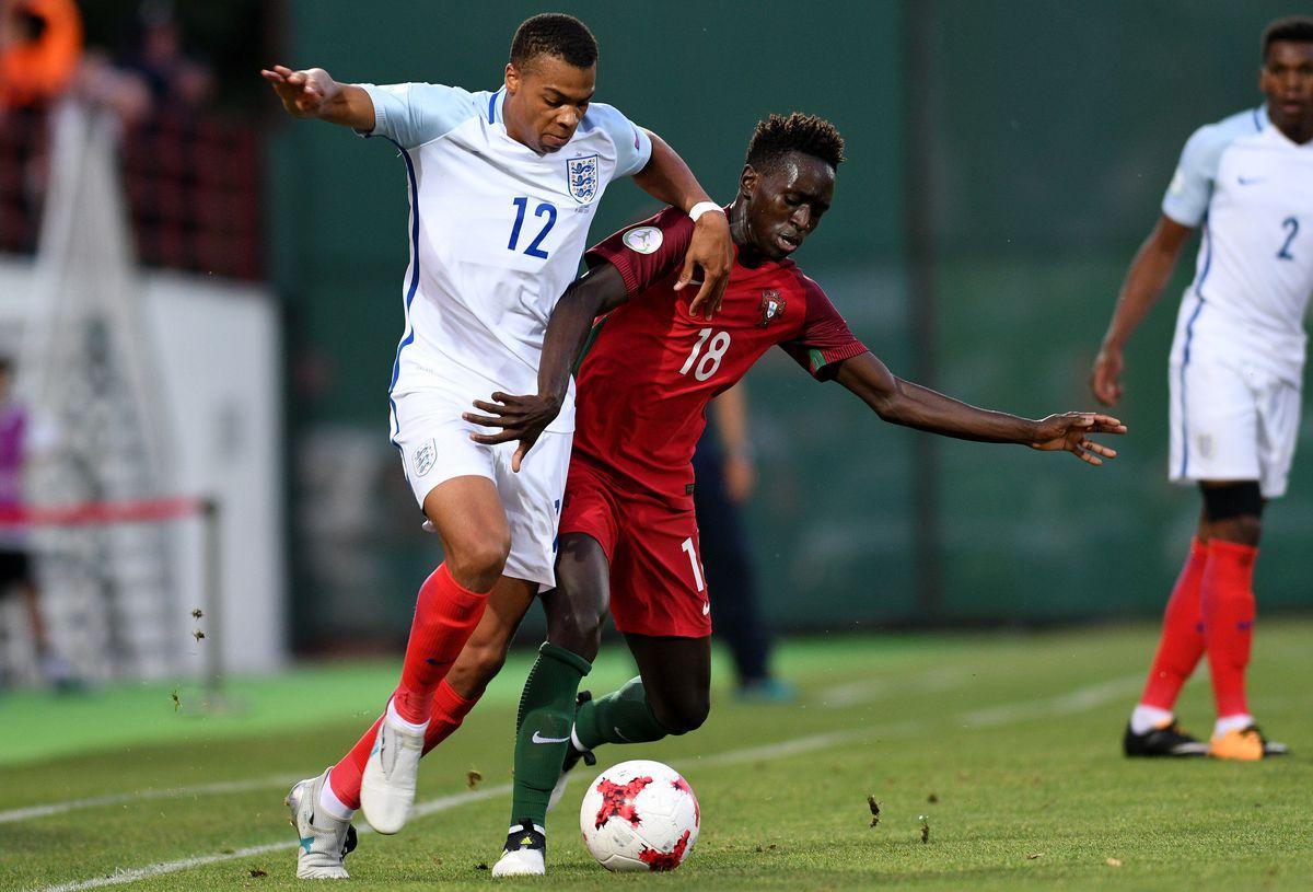 England v Portugal - 2017 UEFA European Under-19 Championship Final