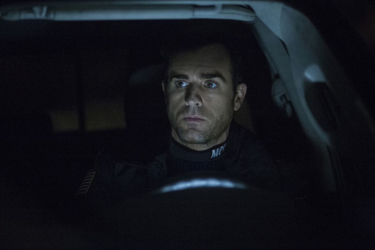 In The Leftovers, starring Justin Theroux, the disappearance of millions of people acts as a metaphor for depression.