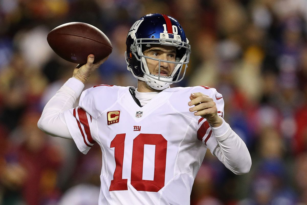 90 Man Roster Eli Manning Still The Giants QB Who Matters Big