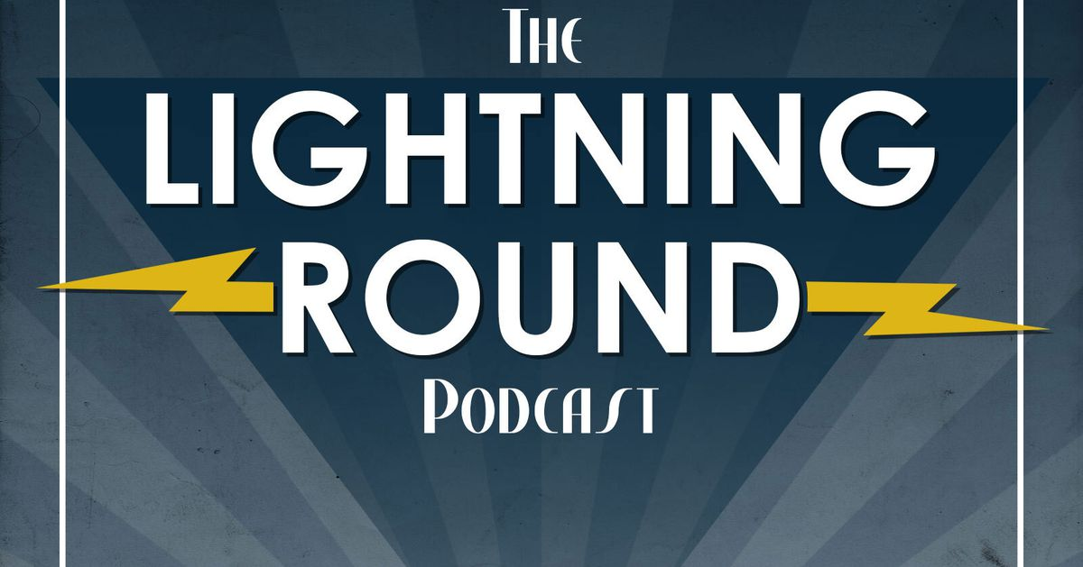 The Lightning Round Podcast #213: Chargers Mock Draft Tracker