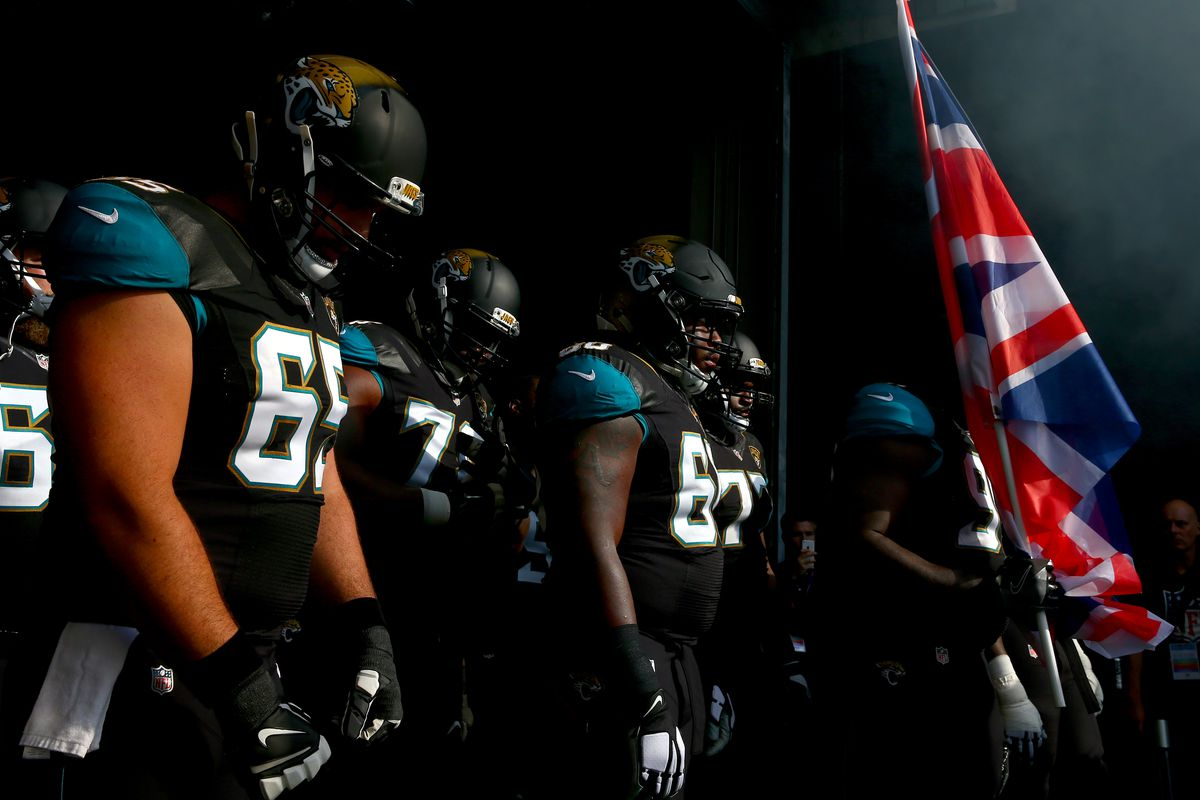 736968171e5 Why do the Jaguars play in London every year? - SBNation.com