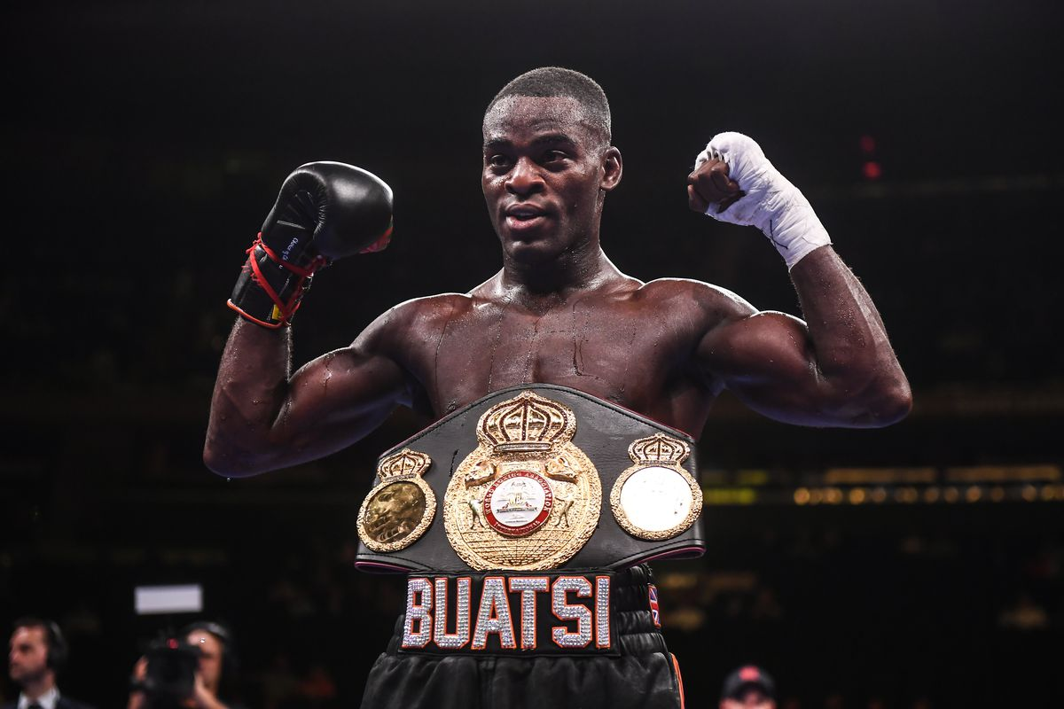 Joshua Buatsi aims to make statement against never-stopped Ryan ...