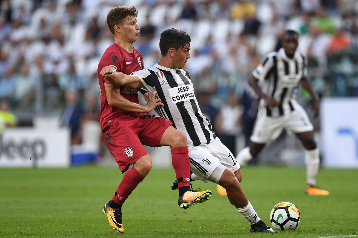 Juventus Vs Cagliari Live Stream Game Time Tv Schedule How To Watch Black White Read All Over