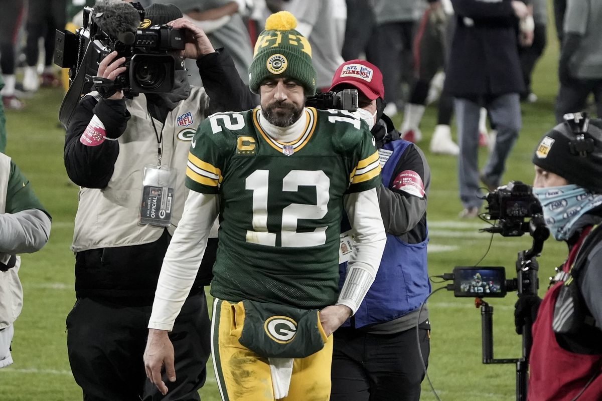 The Packers said they have no intention of parting ways with quarterback Aaron Rodgers.