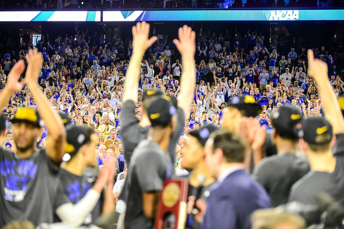 NCAA BASKETBALL: MAR 29 Div I Men's Championship - Elite Eight - Duke v Gonzaga