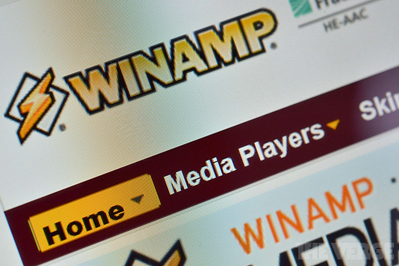winamp is coming back as an all in one music player
