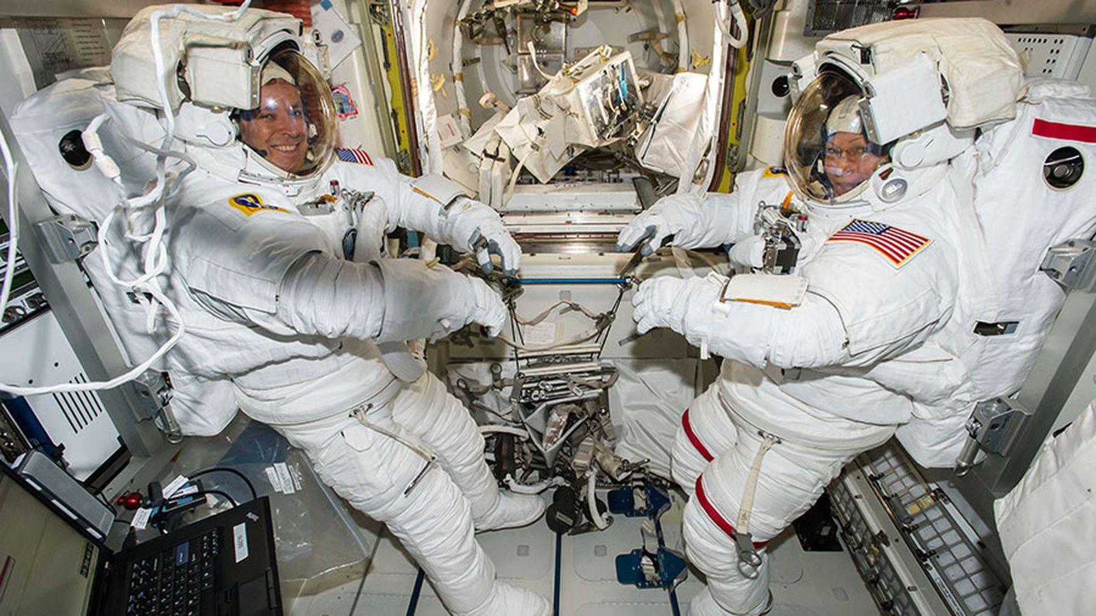 astronaut menu - photo #47