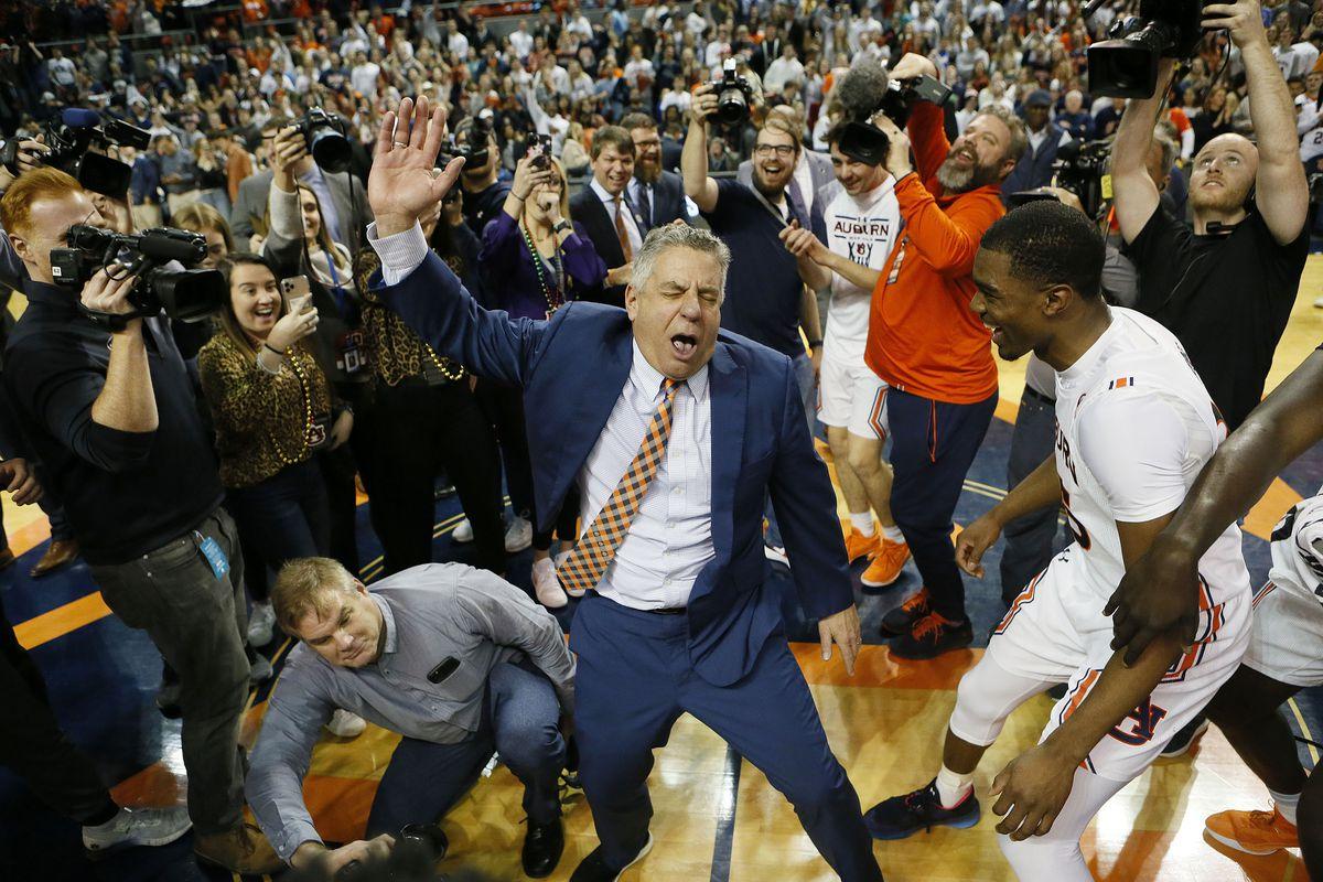 NCAA Basketball: Tennessee at Auburn