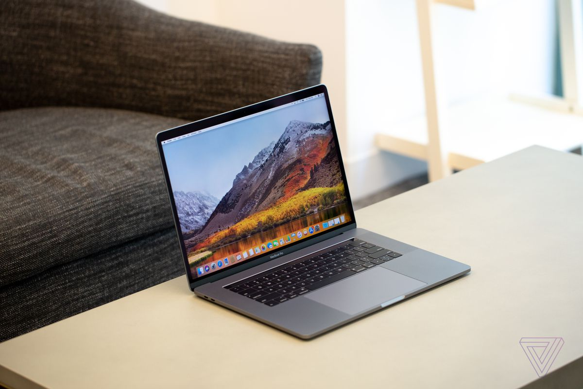 Ubrugte First impressions of the new 15-inch MacBook Pro - The Verge BA-37