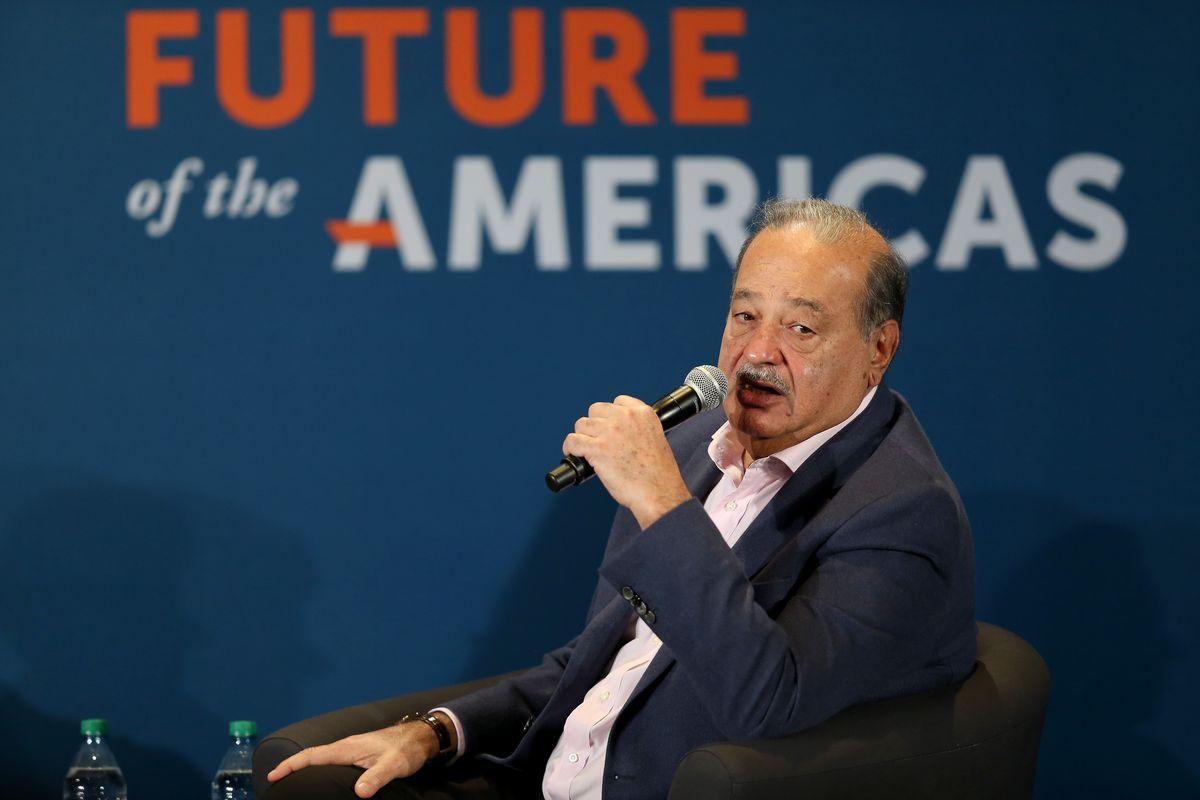 Bill Clinton Hosts Future Of The Americas Summit In Miami
