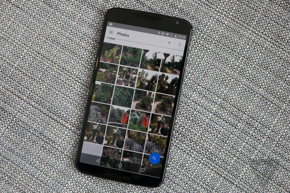 how to delete your photos from google