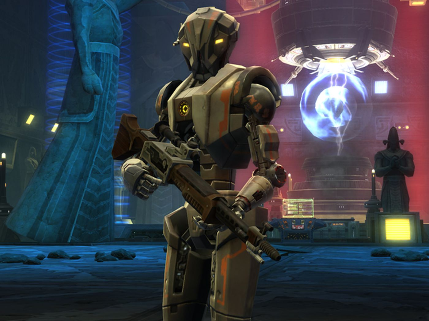 Star Wars The Old Republic 1 5 Update Activates Hk 51 Assassination Droid Polygon