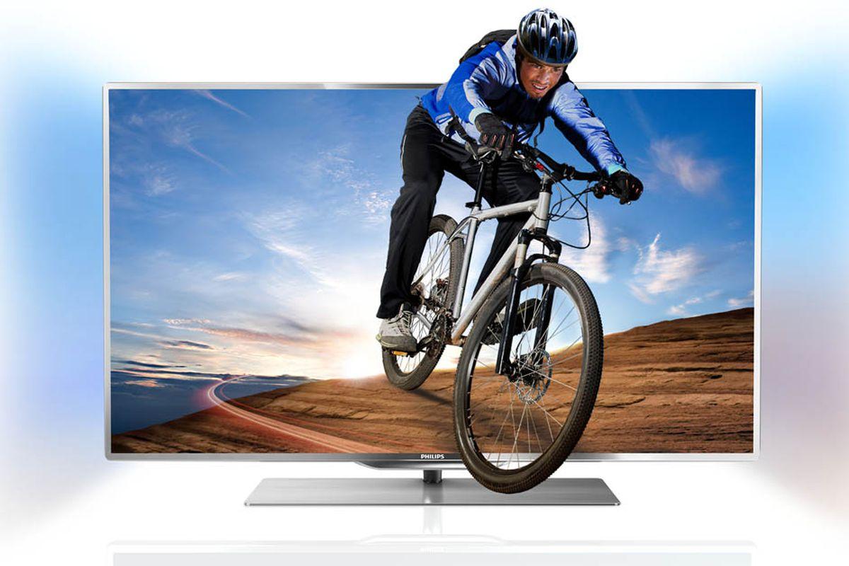 Philips 2012 TVs