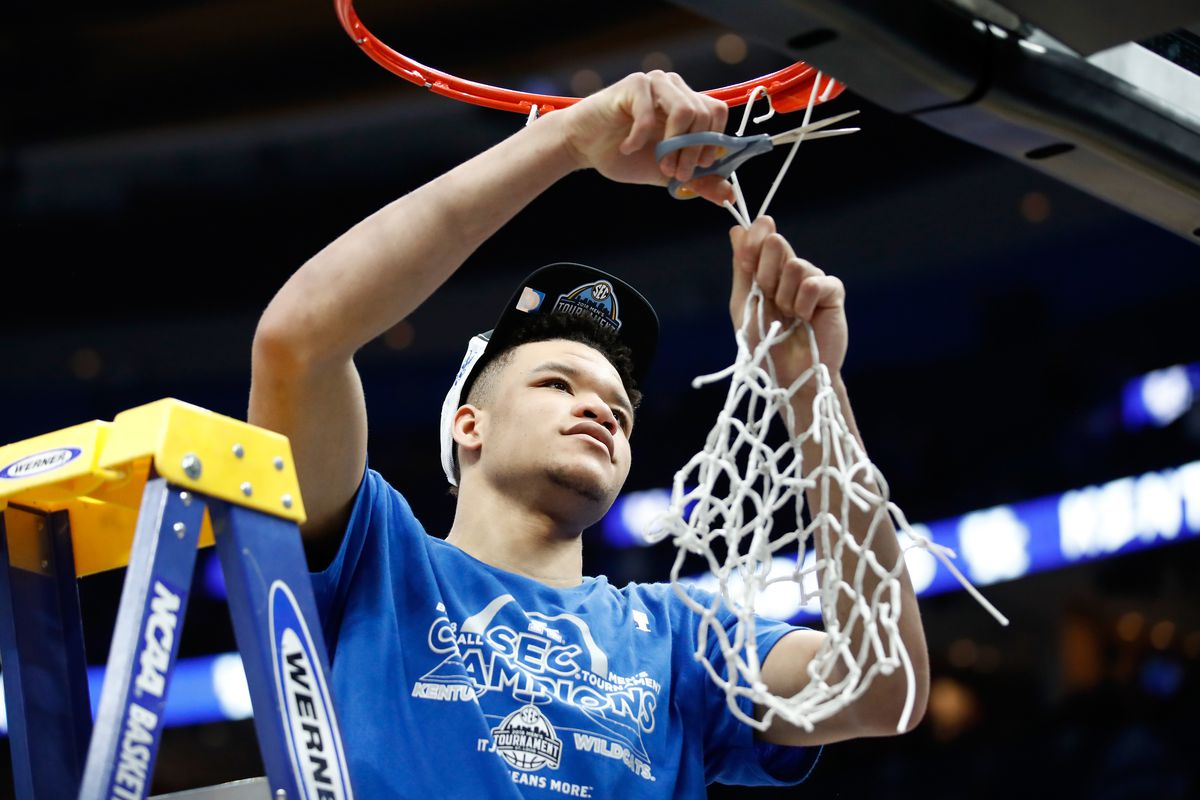 Uk Basketball: Kevin Knox Really Considering Another Year With UK