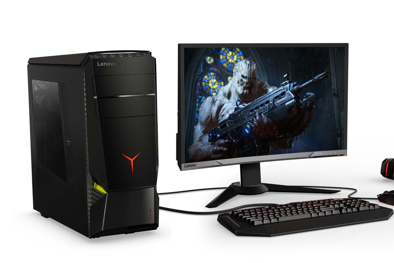 lenovo just launched three new vr ready gaming towers