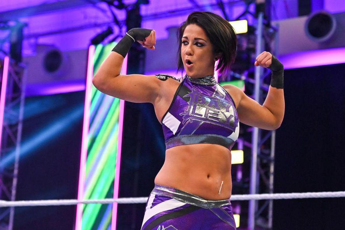 WWE Star Bayley Tops Women's 100 list For 2020 2
