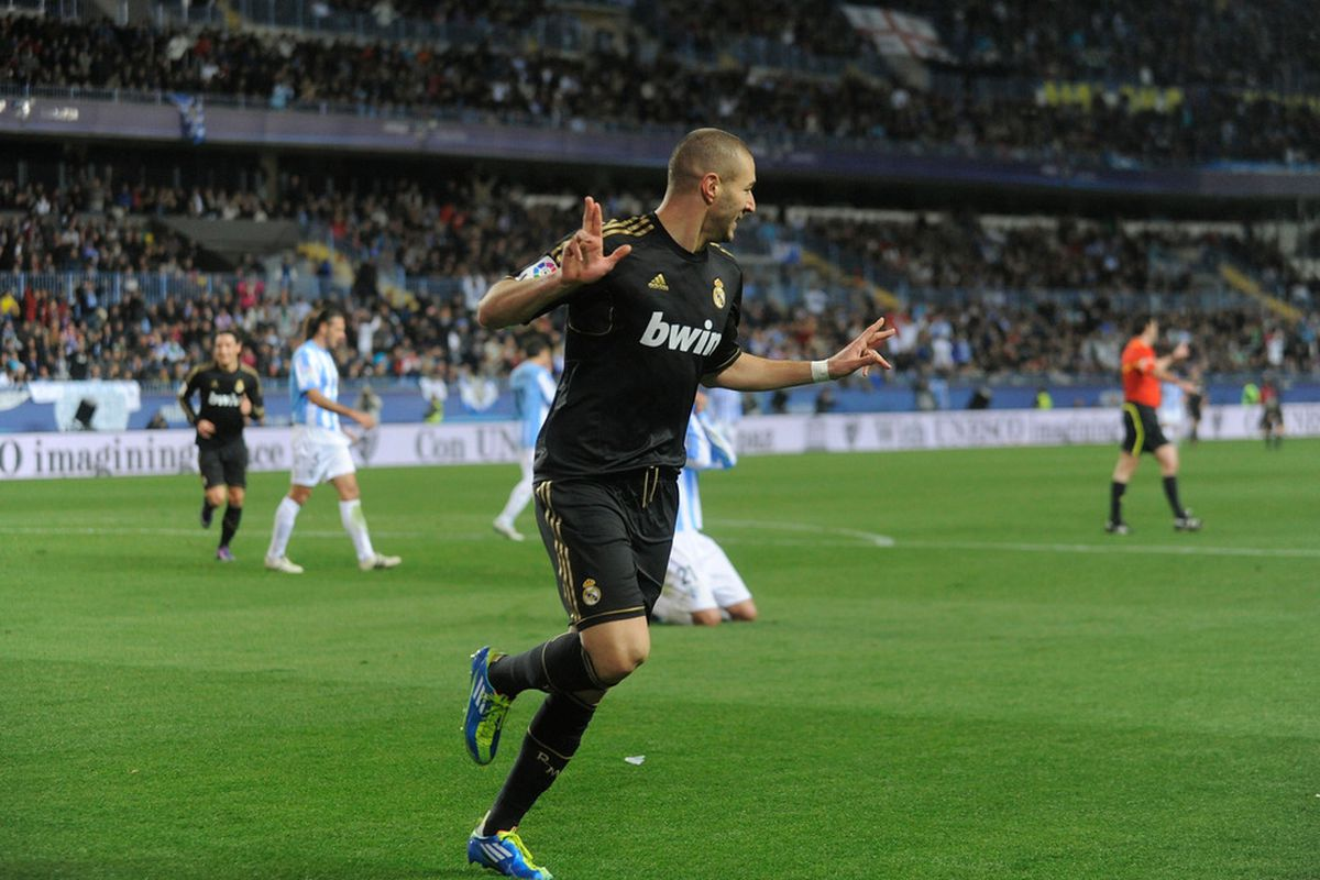 Karim Benzema has finally reached his potential