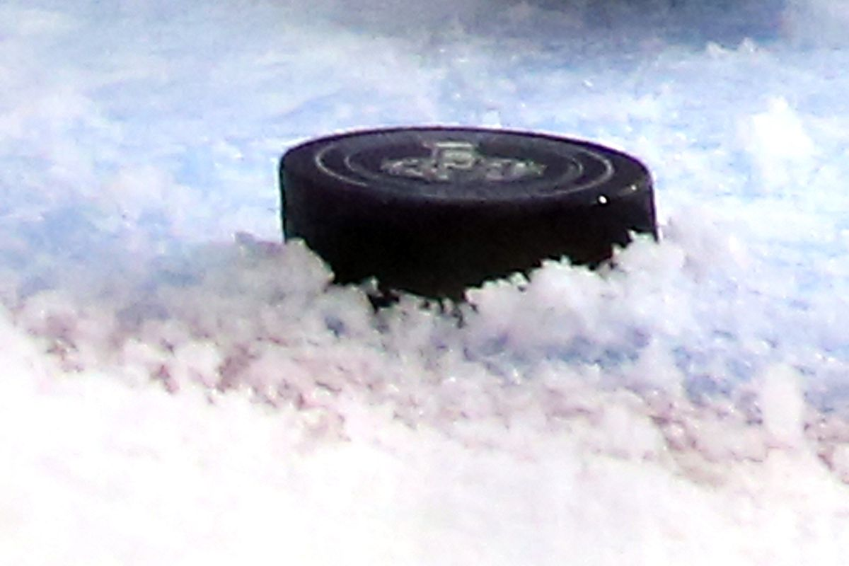 This is a puck.