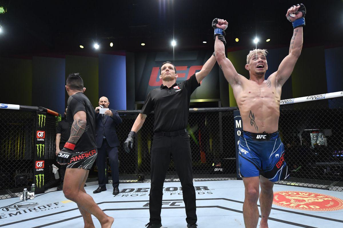 UFC Fight Night: Kamaka v Brown