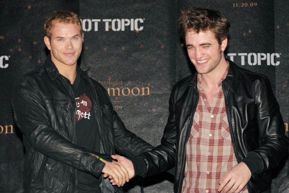 Lutz and Pattinson, credit: Getty Images