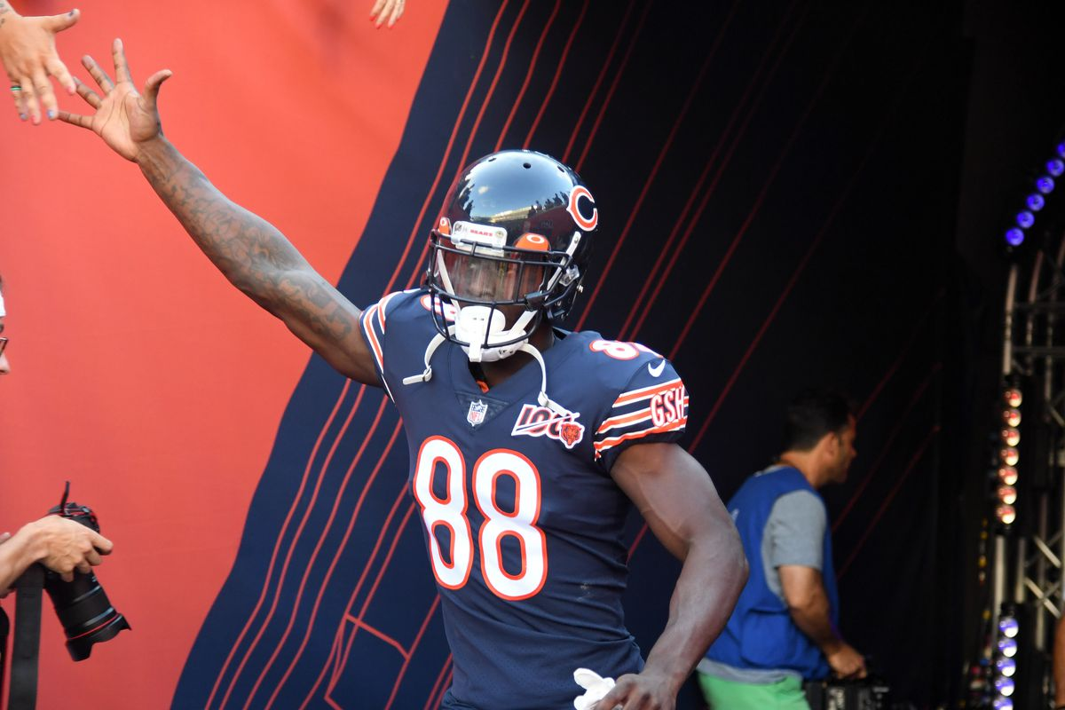 NFL: Preseason-Tennessee Titans at Chicago Bears