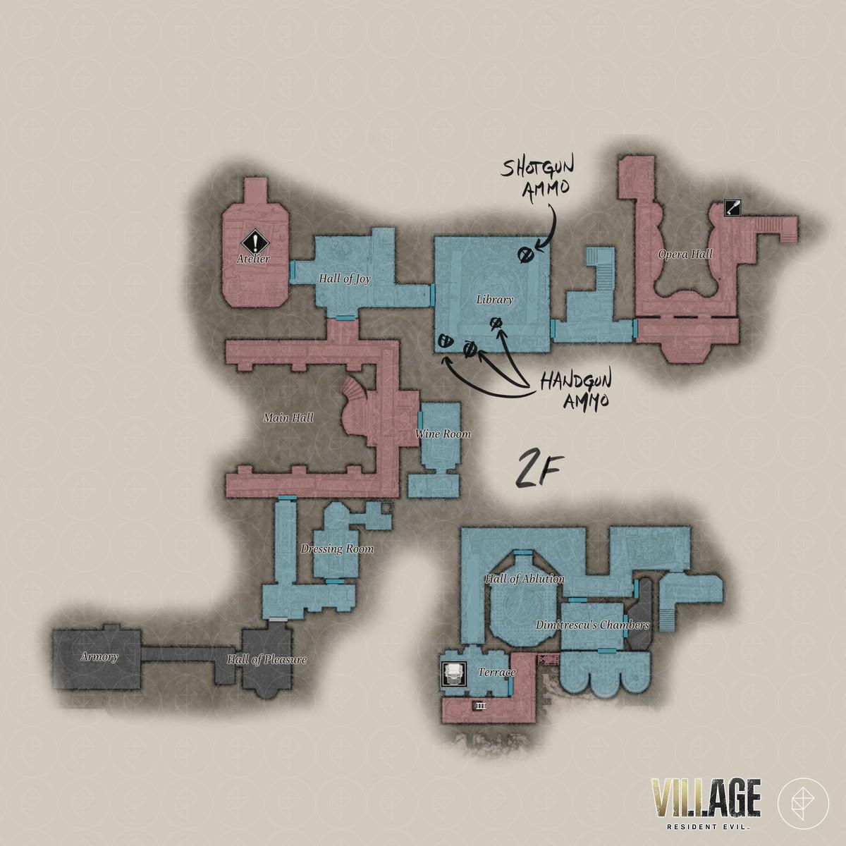 Resident Evil Village walkthrough part 5: Mask of Joy